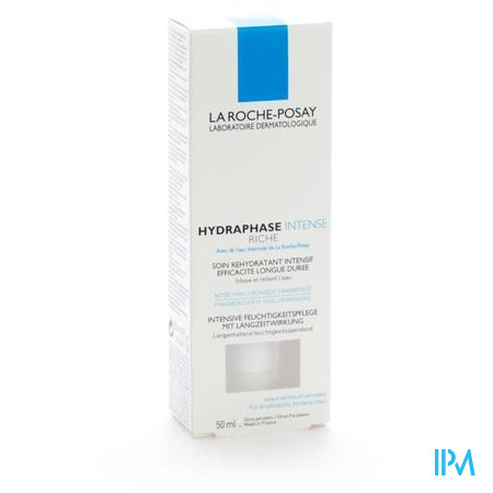 La Roche Posay Hydraphase Intense Rijk 50ml
