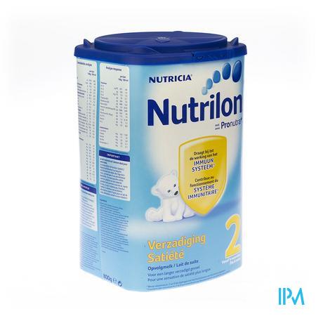 Nutrilon Satiété 2 + Pronutra 800 g