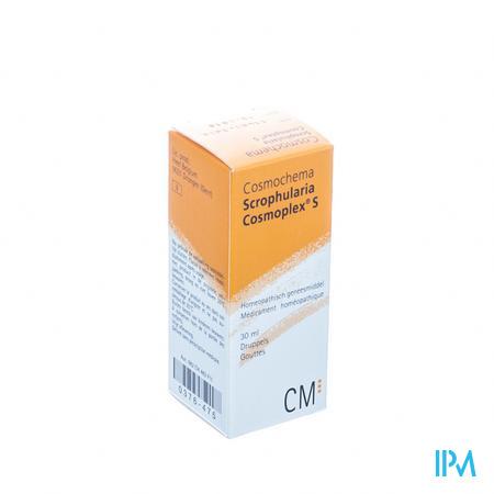 Scrophularia Cosmopl S 30 ml Cosmo  -  Heel