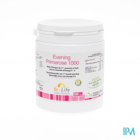Be-Life Evening Primerose 1000 300 capsules