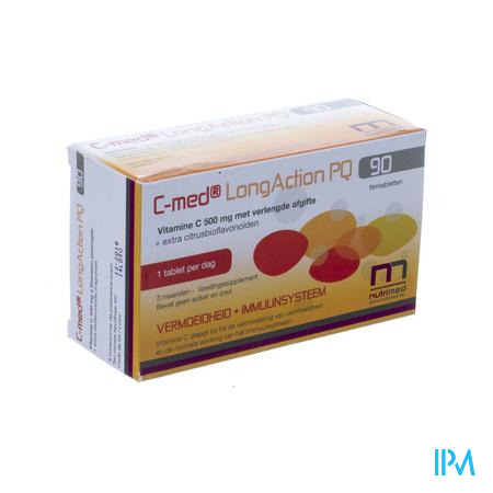 C-med Long Action Pq Blister Comp 6x15