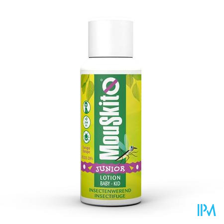 Mouskito Junior Lotion Europa 20% 75 ml