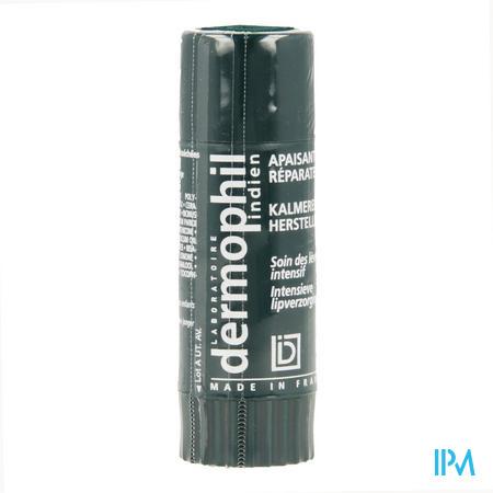Dermophil Indien Kalmerende & Herstellende Lippenstift 4 g