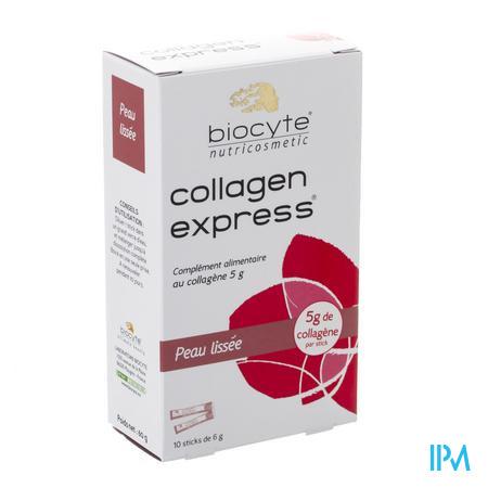 Biocyte Collagen Express Sticks 10 x 6 g