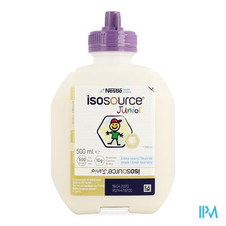 Isosource Junior 500ml