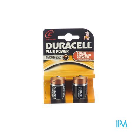 Duracell Mn1400/lr14 2