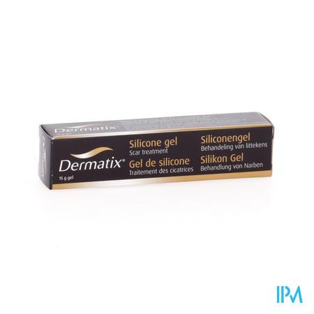 Dermatix Siliconen 15 g gel
