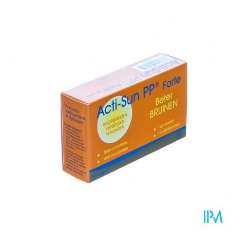 Acti-sun Forte Caps 30