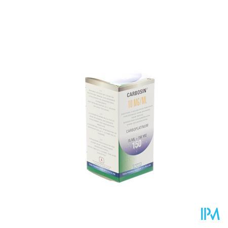 Carbosin 150mg Vial Iv 15ml 10mg/ml