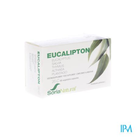 Soria 26 - C Eucalipton 60 capsules