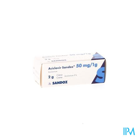 Aciclovir Sandoz 2 g