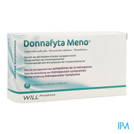 Donnafyta Meno Tabletten 90 X 6,5 mg