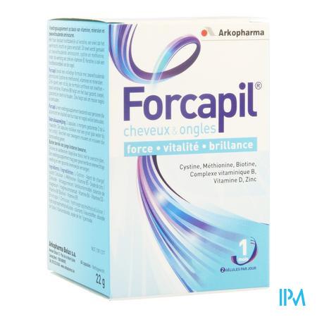 Forcapil Capsule 60