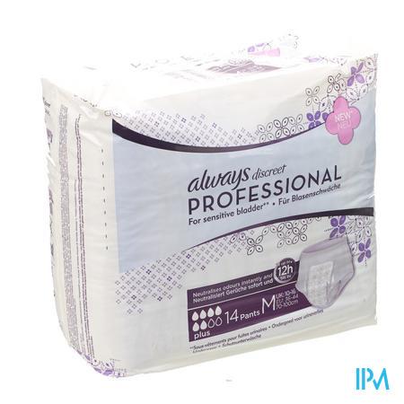Afbeelding Always Discreet Professional Ondergoed Maxi M 14 stuks.