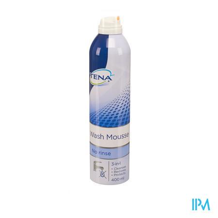 Tena Wash Mousse Nf 400ml 6570