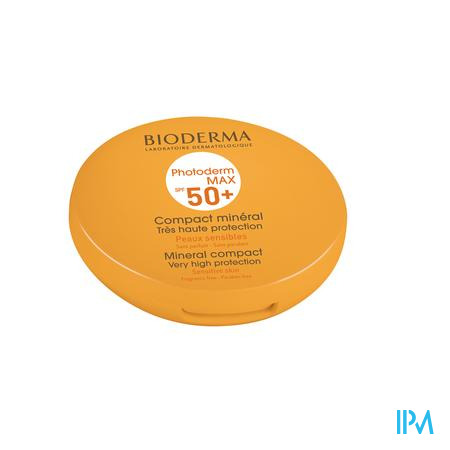 Afbeelding Bioderma Photoderm Max Compact IP 50+ Doré 10g.