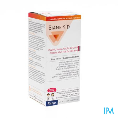 Biane Kid Immuniteit Siroop 150ml