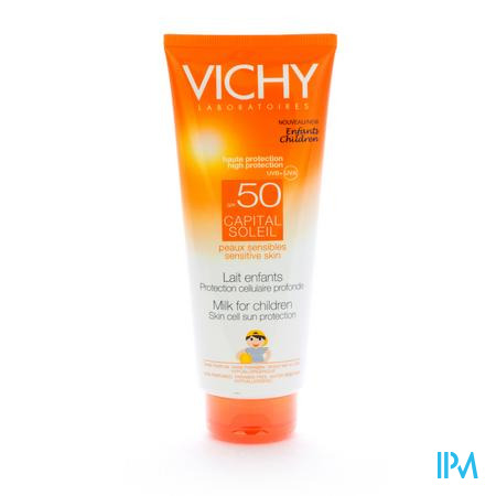 Vichy Cap Sol Ip50+ Melk Kind Gev H 300ml