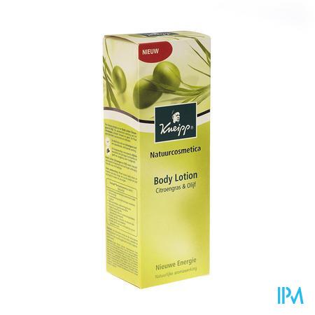 Kneipp Bodylotion Citroengras & Olijf 200 ml