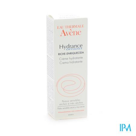 AVENE HYDRANCE OPTIMALE RIJK CR HYDRA 40ML NF