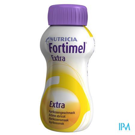 Fortimel Extra Abrikoos 4x200 ml 2505014
