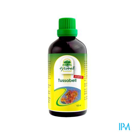 Fytobell Tussabell 100 ml gouttes
