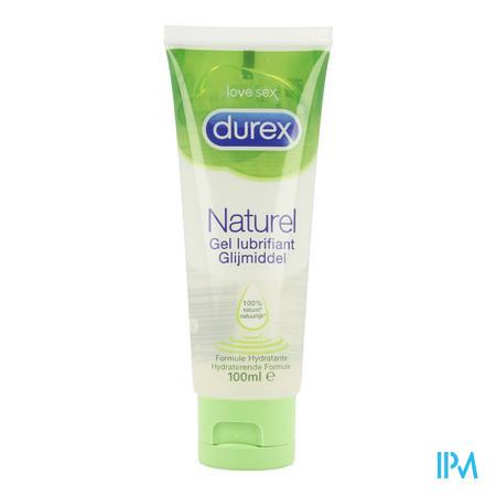 Afbeelding Durex Naturel Glijmiddel - 100% Natuurlijke Hydraterende Formule - 100 ml.