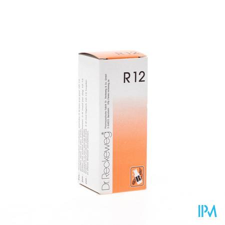 Reckeweg R 12 50 ml druppels