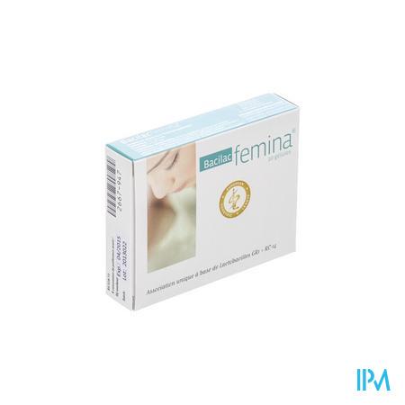 Bacilac Femina Blister 10 capsules