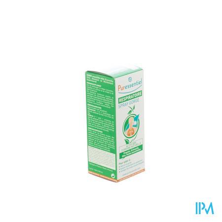 Puressentiel Ademhaling Keelspray 15 ml