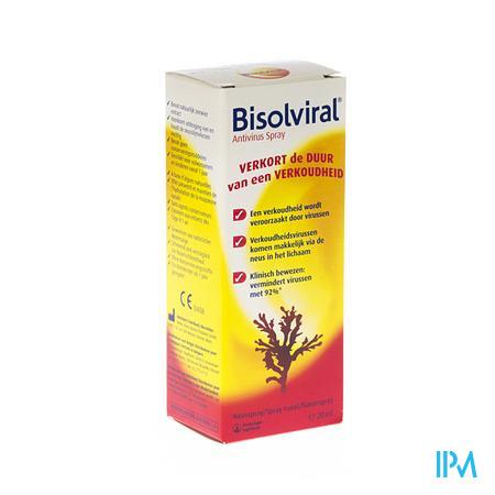 Bisolviral Antivirus 20 ml spray