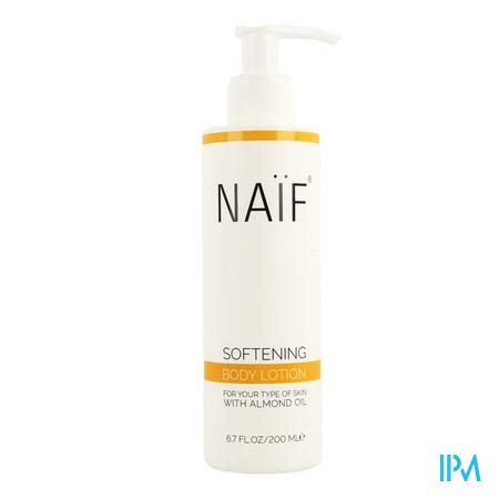 Naif Grown Ups Verzachtende Body Lotion