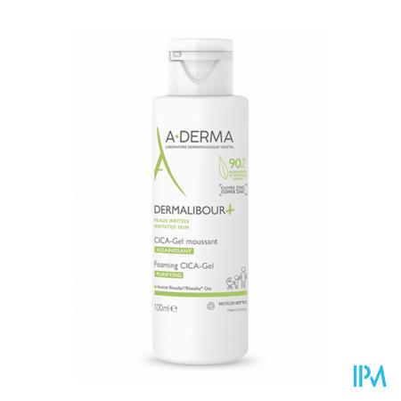 Aderma Dermalibour+ Cicagel Schuimend 100ml