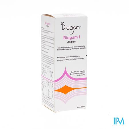 Biogam I Fl 60ml