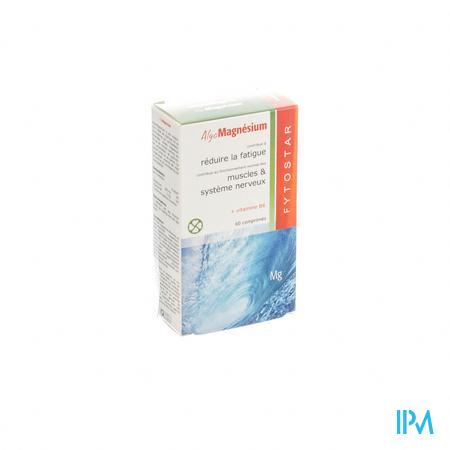 Fytostar Algo Magnesium 60 comprimés