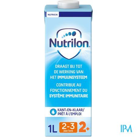 Nutrilon 2+ Groeimelk baby vanaf 2 jaar Vloeibaar 1L