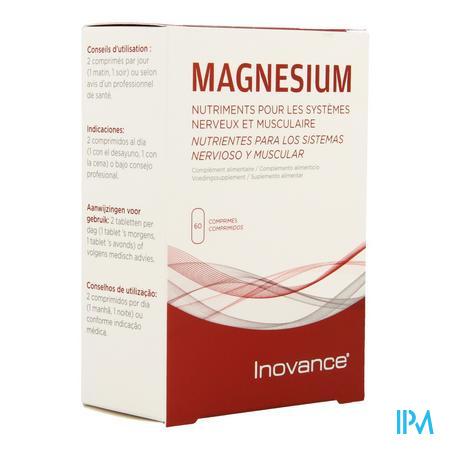 Inovance Magnesium Tabletten 60 Ca078n