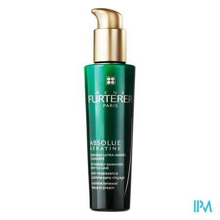 Furterer Absolue Keratine Soin Renais.s/rin. 100ml