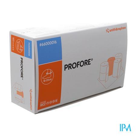 Profore Kit 4 Windels 18x25cm 66000016