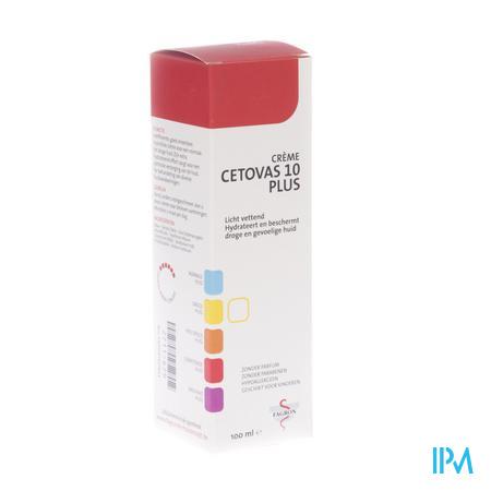 Cetovas 10 Plus Creme 100 ml