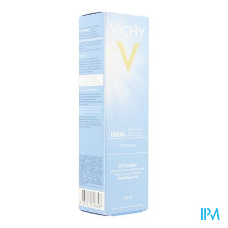 Afbeelding Vichy Ideal Soleil After Sun SOS Balsem 100 ml.