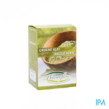 Argile Verte Pulverisee 500 gr  -  Fagron