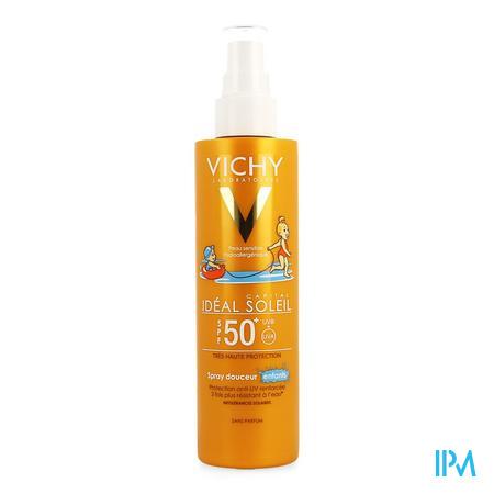 Vichy Ideal Soleil Ip50+ A/zand Kids Spray 200ml