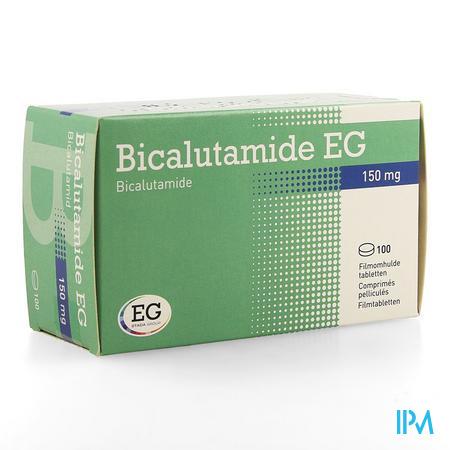 Bicalutamide Eg 150mg Filmomh Tabl 100 X 150mg