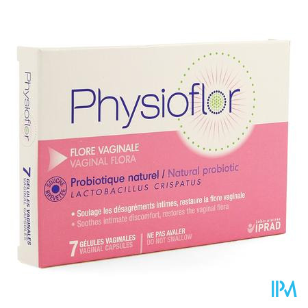 Physioflor Vaginale Caps 7