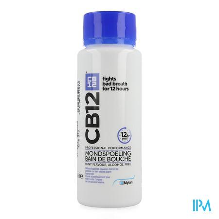 Cb12 Mint Menthol Alcoholvrij 250ml