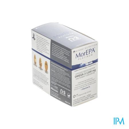 MorEPA Platinum 60 capsules PROMO -20%