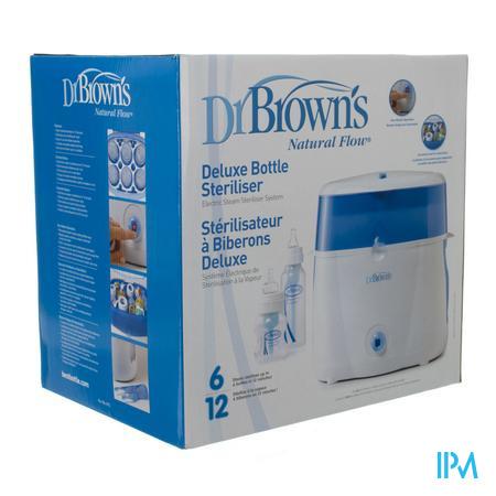 Dr Brown Sterilisator Electronisch Ref.856 1 stuk