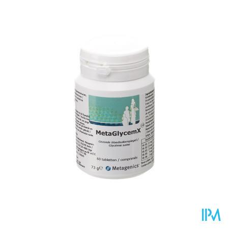Metaglycem Tabletten 60 4422  -  Metagenics