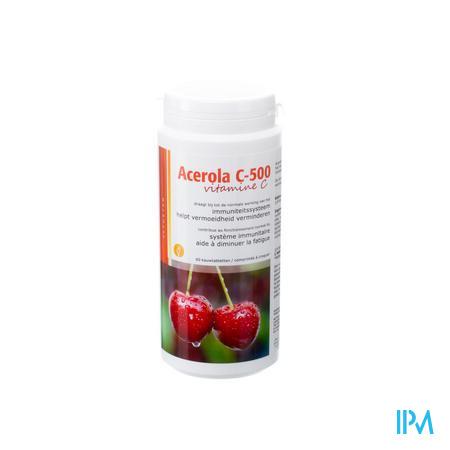 Fytostar Acerola 500 Vitamine C 60 comprimés